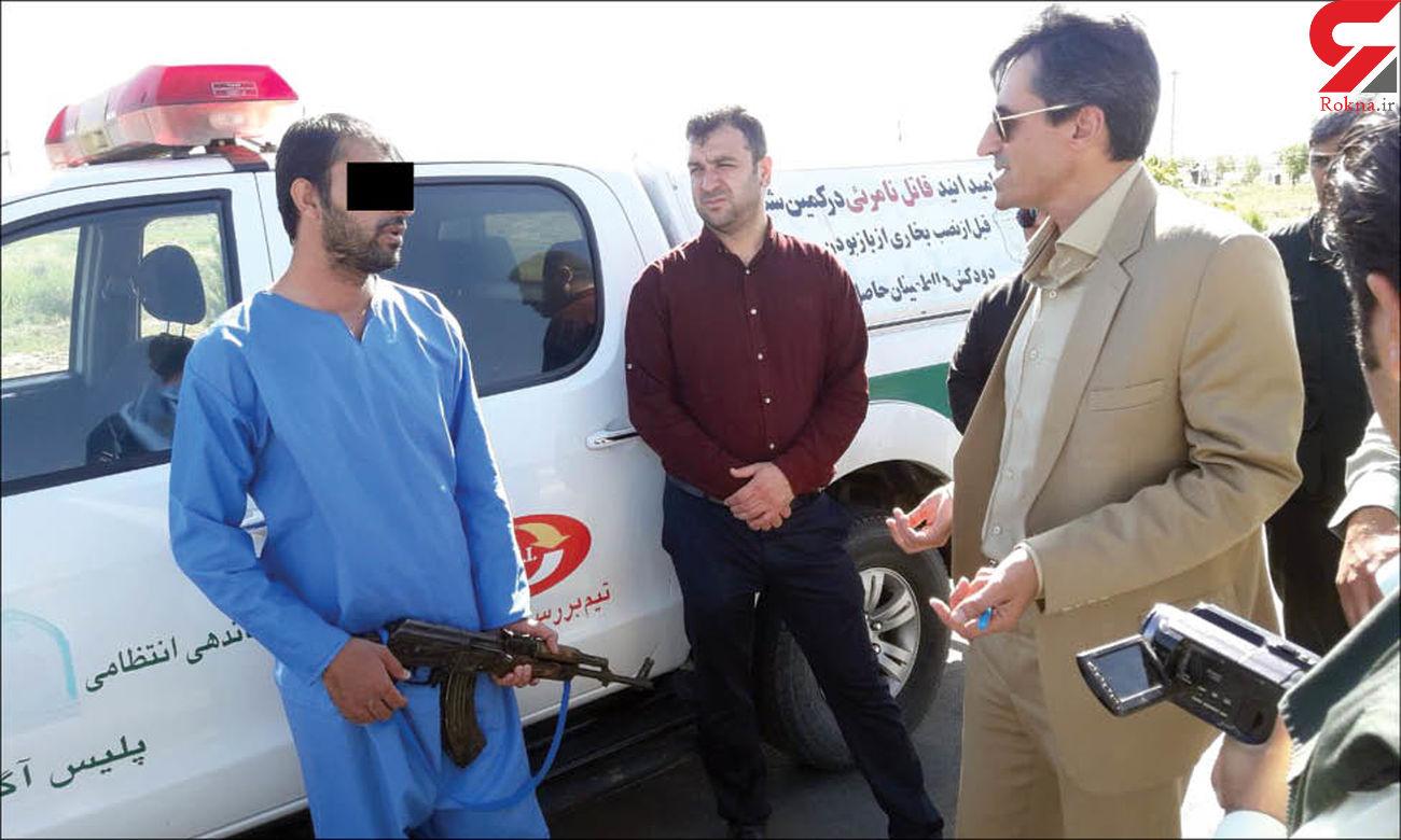 فیلم و عکس از جزئیات 3 قتل در یک خودرو / قاتلان به بازپرس جنایی مشهد چه گفتند؟ + عکس