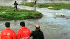 مرگ مرموز مرد 50 ساله در رودخانه سقز + عکس