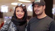 پشت پرده عجیب طلاق جواد عزتی و مه لقا باقری! + فیلم
