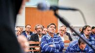 بی هوش شدن مرد میلیارد در دادگاه مفساد اقتصادی + عکس بدون پوشش