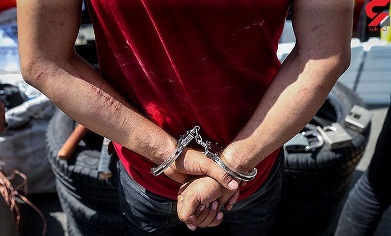 دستگیری 11 مواد فروش در دام پلیس تهران