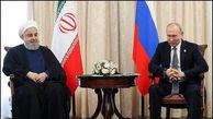 روحانی در دیدار با پوتین در حاشیه اجلاس شانگهای: اقدامات ایران در چارچوب حقوق خود در برجام است