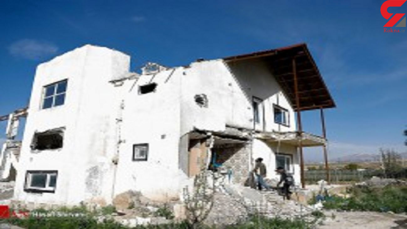 اقدام به تخریب ساخت و سازهای غیرمجاز در گلبهار