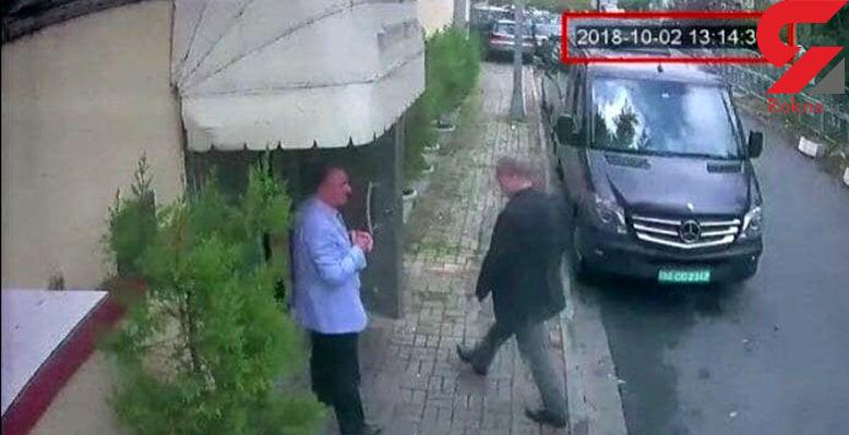 دوربین های سفارت عربستان روز ورود خاشقجی چرا قطع بود ؟