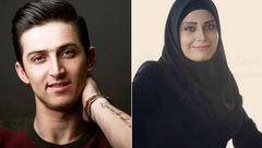 توصیه مجری زن مشهور به سردار آزمون +عکس