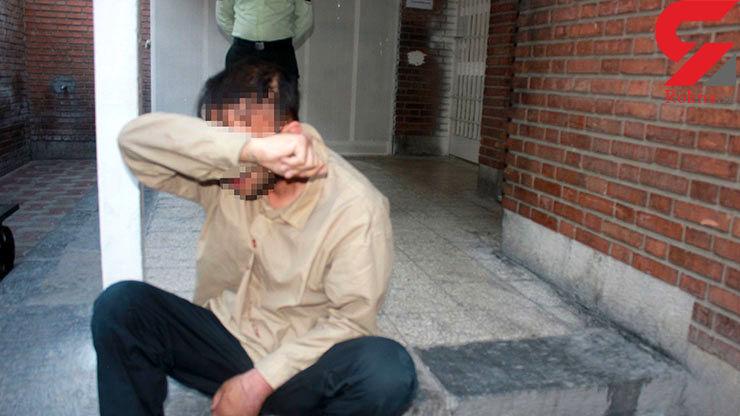 وقتی قاتل سپیدانی برای مداوای خود به بیمارستانی در شیراز رفت دستگیر شد