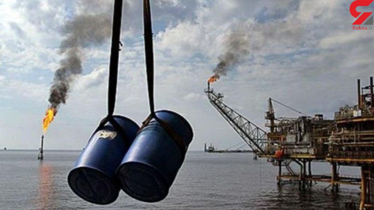 ایران چقدر نفت صادر می کند ؟