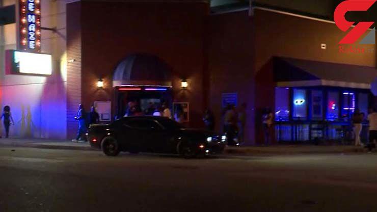 تیراندازی در یک باشگاه شبانه در ممفیس/چندین نفر مجروح شدند