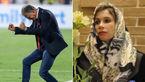همسر کی روش و عادت به زندگی ایرانی +عکس