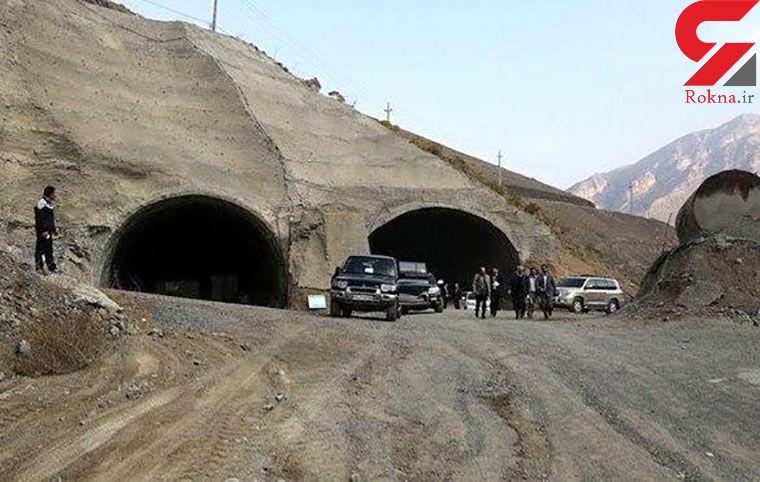 نرخ عوارض قطعه اول آزاد راه تهران-شمال تعیین شد/ این قطعه 32 کیلومتر و 40 تونل رفت و برگشت دارد