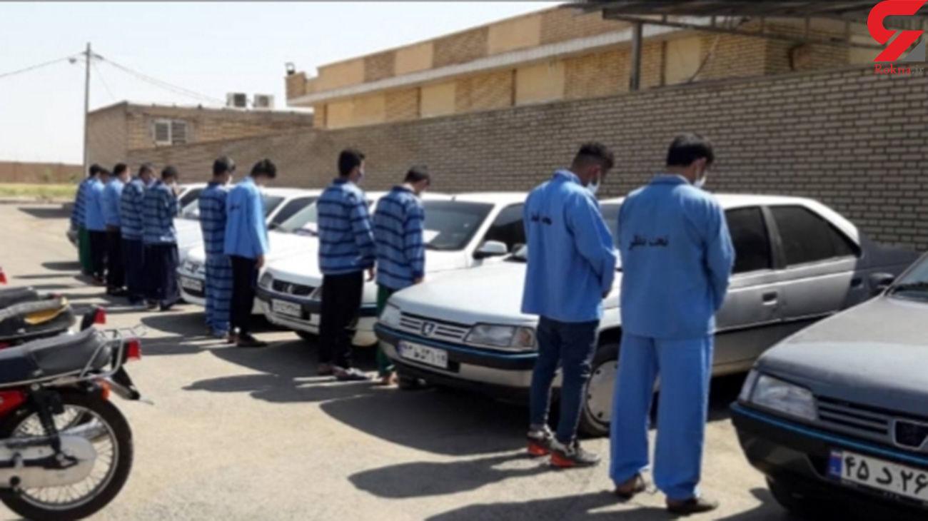 بازداشت 8 گرداننده شرکت هرمی یونیک فاینانس در ایلام