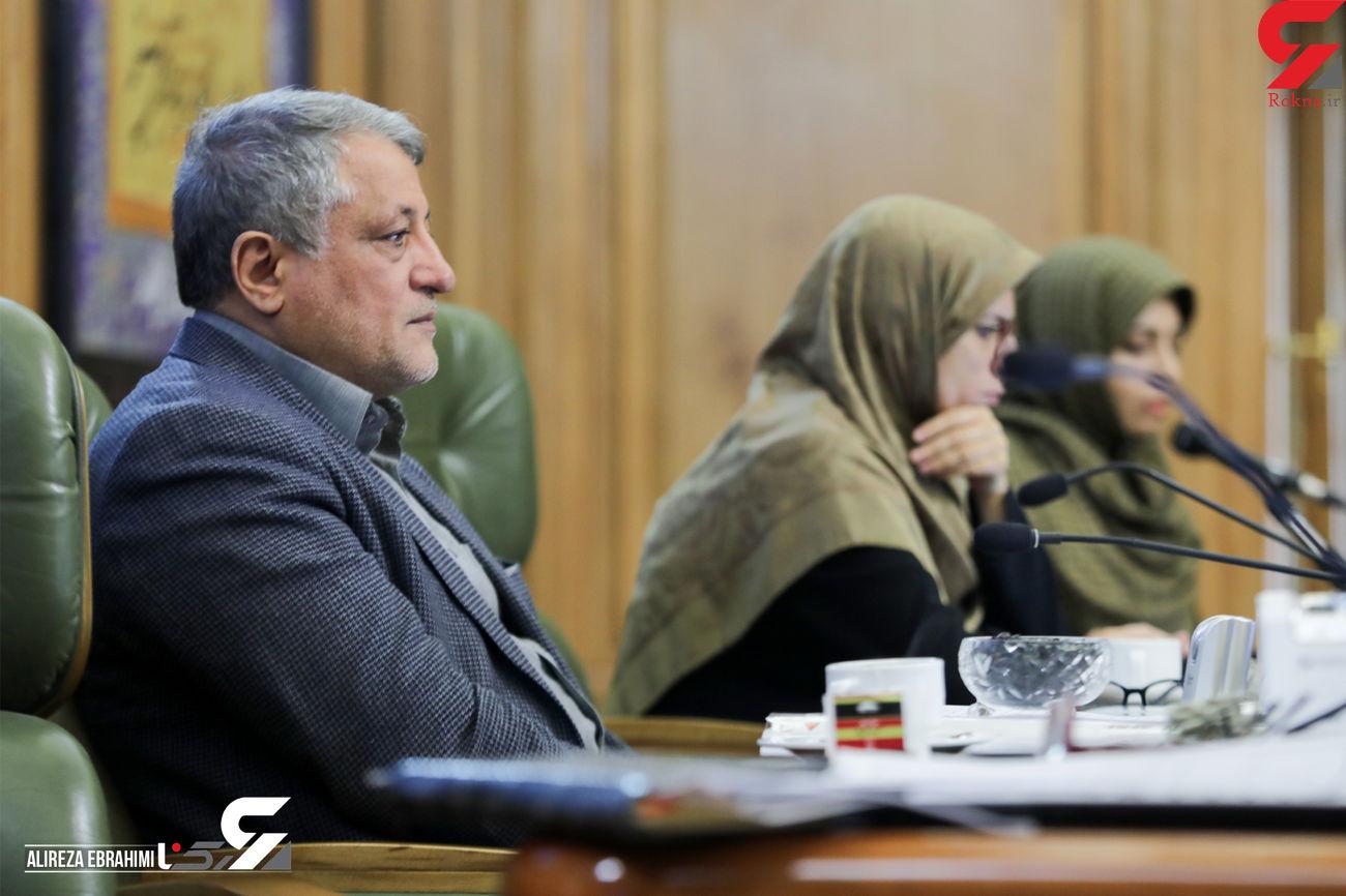 در جلسه محسن هاشمی و قالیباف چه گذشت؟ + فیلم