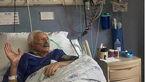 آخرین وضعیت جمشید مشایخی در بیمارستان + عکس
