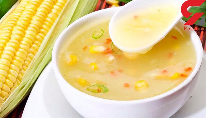 طرز تهیه یک سوپ ایتالیایی با عطر سیر و پیازچه