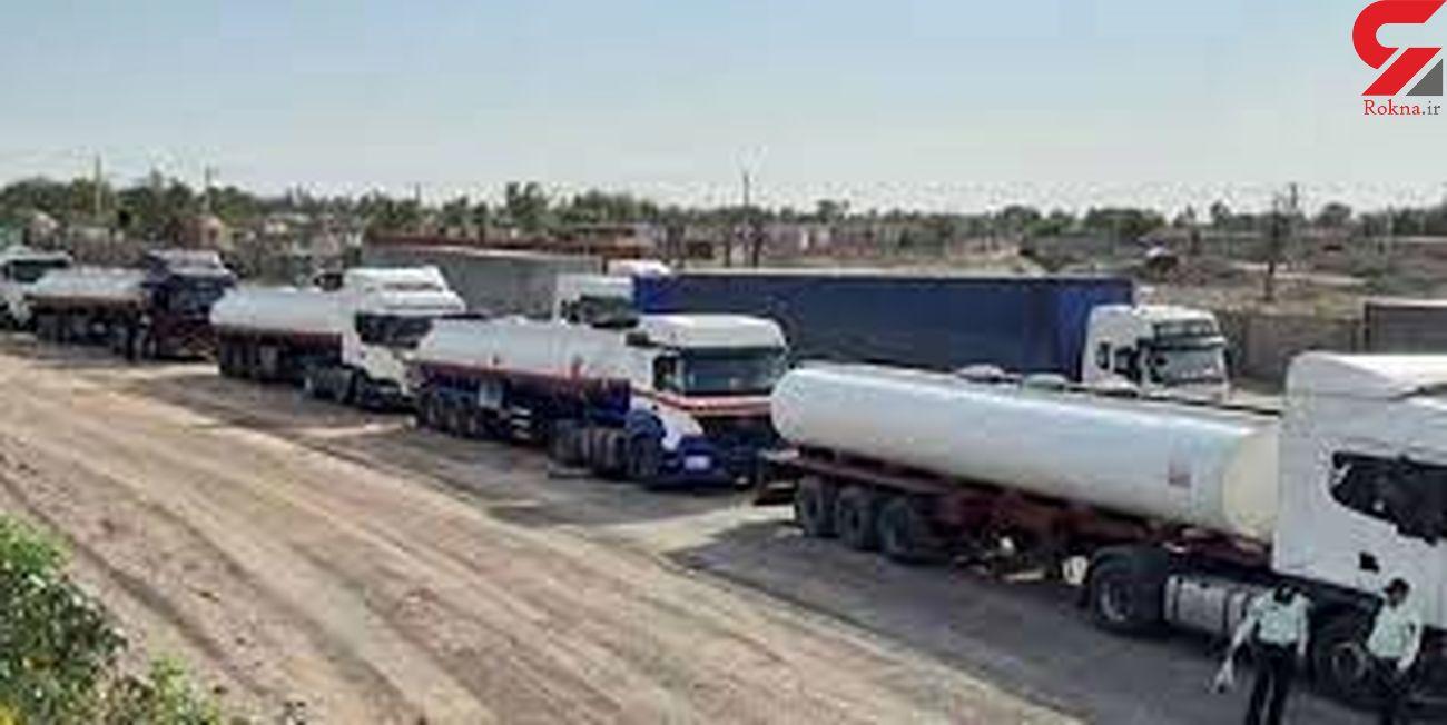کشف و توقیف سوخت قاچاق در شاهرود