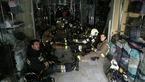 تاوان بی توجهی هیات مدیره پلاسکو را آتش نشانان پرداخت کردند+عکس
