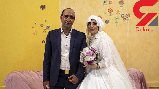 ازدواج خبرساز سمانه و سعید 2 کارتن خواب خیابان های تهران+ تصاویر