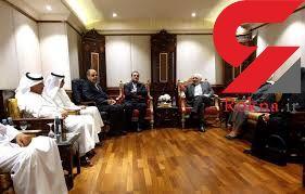 پیام توئیتری ظریف در پایان سفر به کویت