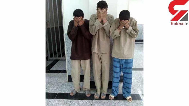 این 3 زندانی مخوف آزاد شدند تا کابوس تهرانی ها شوند+ عکس