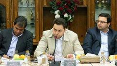 اولین تصویر داماد روحانی در سمت جدیدش