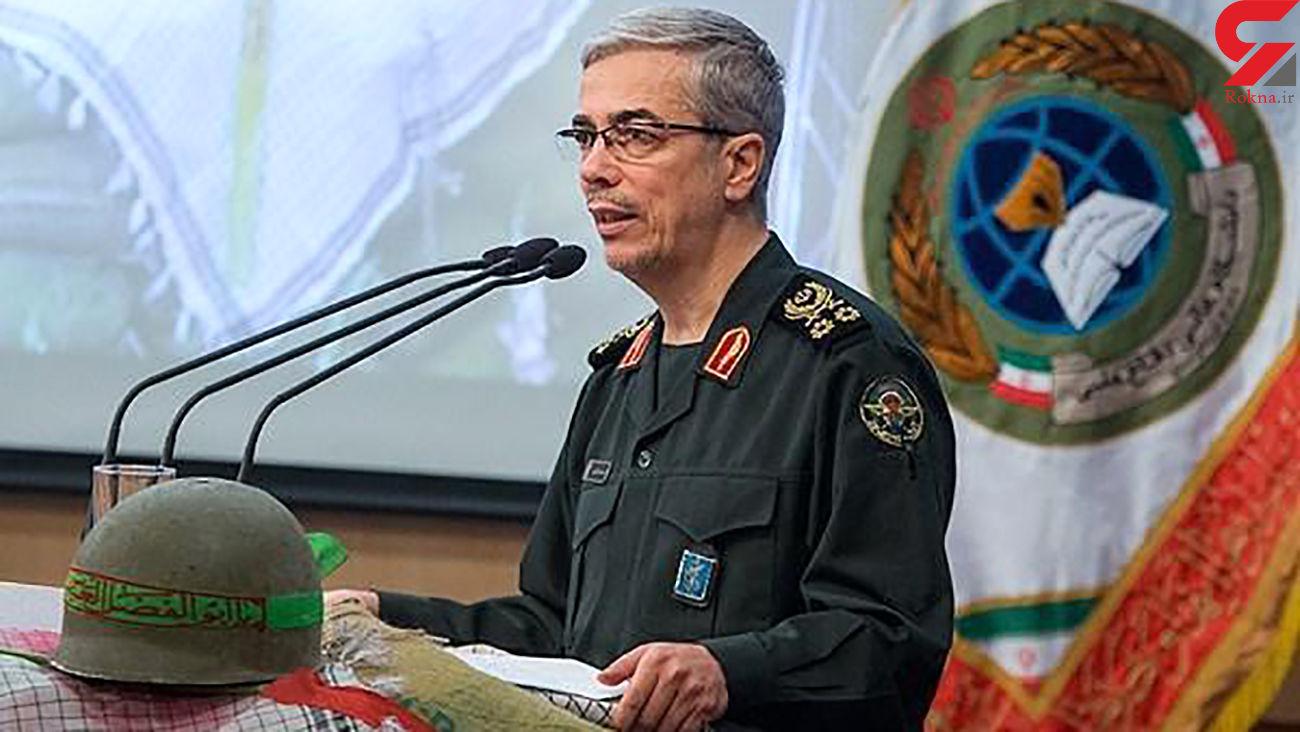 رئیس ستاد کل نیروهای مسلح به تلویزیون می رود