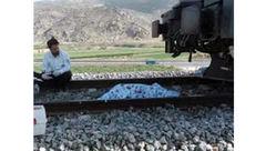 مرگ هولناک دختر قائمشهری در برخورد با قطار +عکس