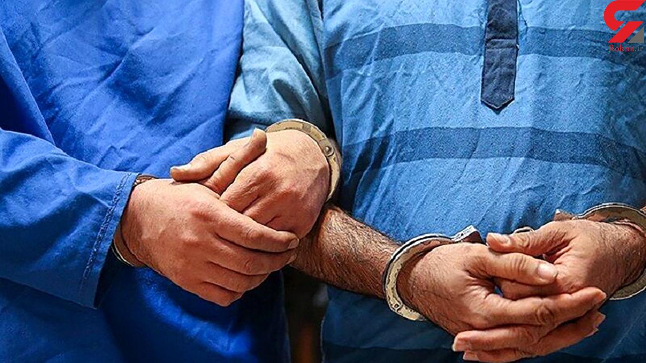 زندانی های رای باز آبادان باز دزدی می کردند