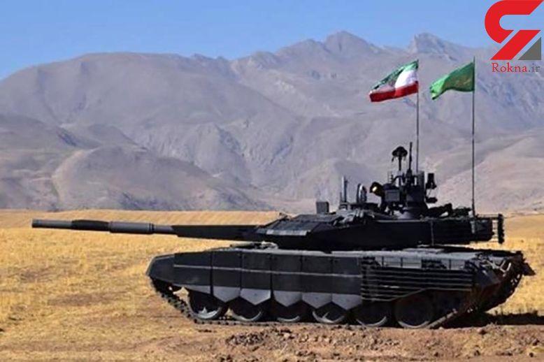 نسل جدید سربازان آهنی نزاجا + عکس