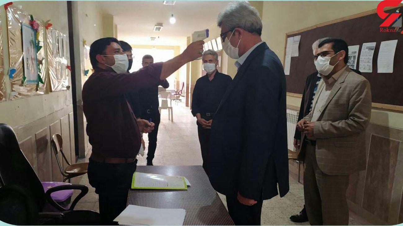 بیش از 750 نوآموز  برای سنجش در هشترود نوبت گرفته اند