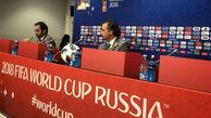 اظهار نظرسرمربی تیم عربستان پس از باخت تحقیرانه از روسیه