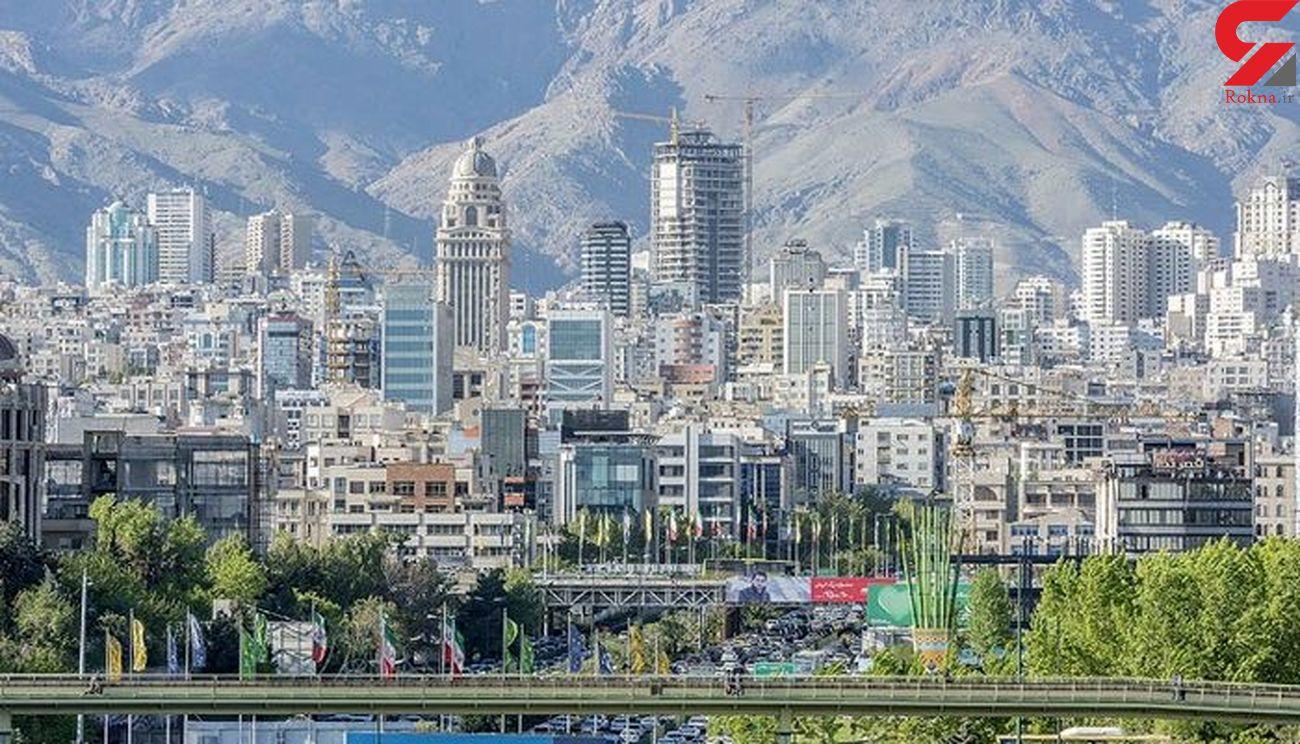 قیمت رهن و اجاره آپارتمان های لوکس در شمال تهران چند ؟ + جدول