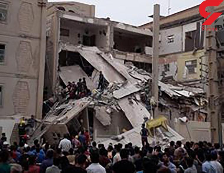 انفجار یک خانه در رسالت / موج انفجار خانه مسکونی را تخریب کرد