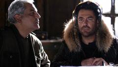 مهران مدیری و محمدرضا گلزار همبازی شدند +عکس