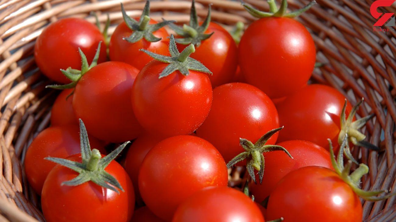 به جای آسپرین گوجه فرنگی بخورید!