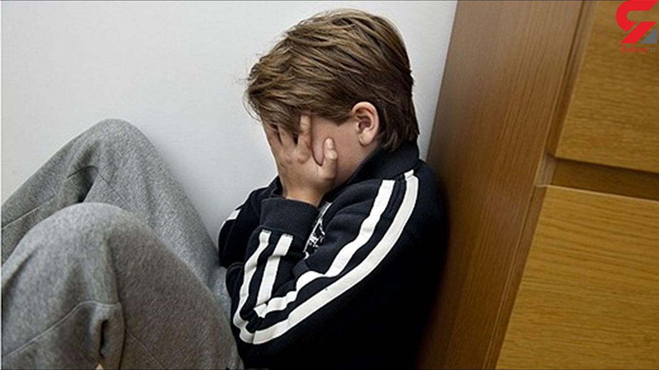 کارهای ناپسند شوهرم پسر 6 ساله ام را به کارهای پلید کشاند