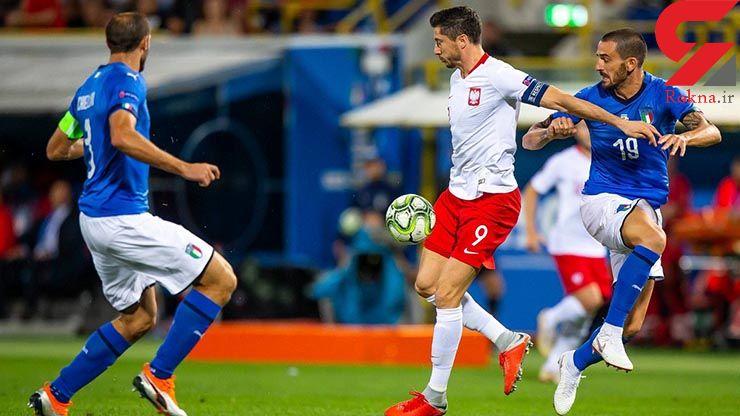نتایج بازیهای لیگ ملتهای اروپا