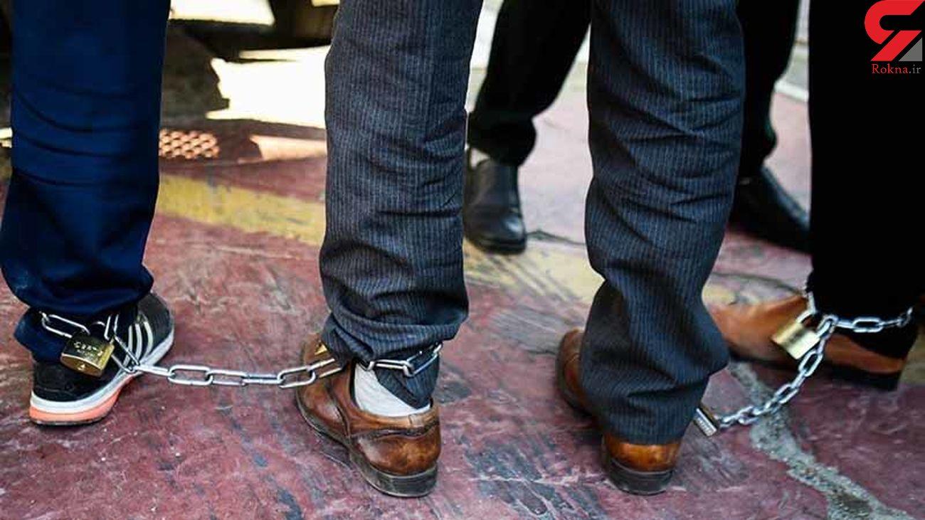 بازداشت عتیقه فروش فضای مجازی در کرمانشاه