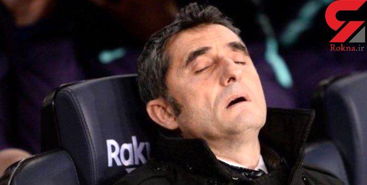 والورده متهم ردیف اول افت بارسلونا شناخته شد