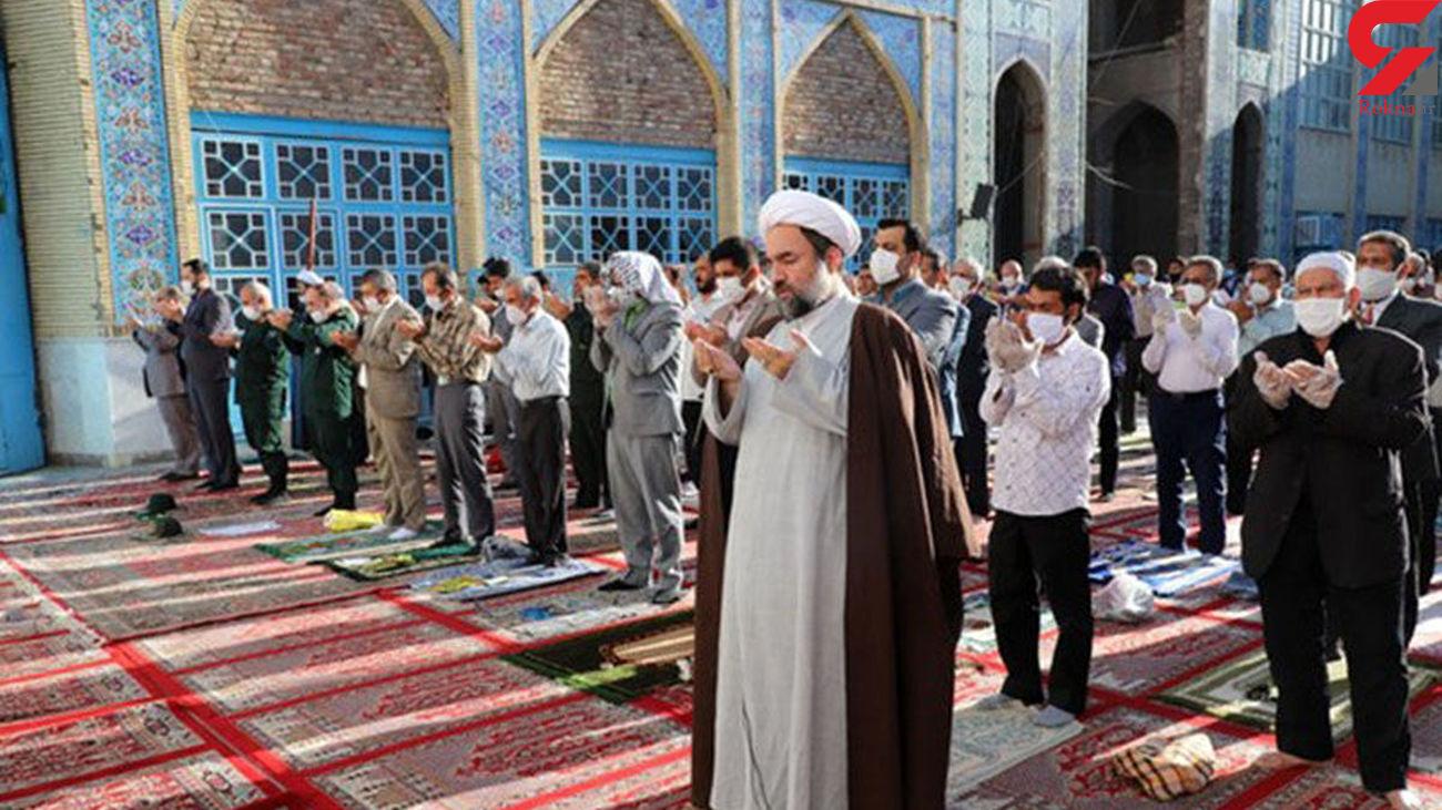 نماز عید قربان با رعایت شیوه نامه های بهداشتی برگزار می شود