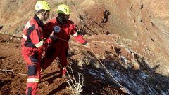 نجات 4 کوهنورد از مرگ در آذربایجان شرقی