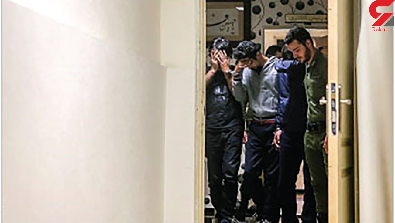 شلیک های پلیس مشهد به فرار مجرمان پایان داد