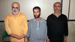 این 3 زندانی شکارچیان شب های تهران بودند + عکس بدون پوشش