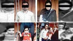 زن و شوهر جوان کودک یزدی را از حرم دزدیدند تا پدر و مادرش باشند / جزئیات عملیات پلیس مشهد + عکس
