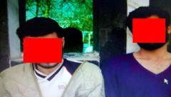 3،جوان در مشهد،گلبهار و شهرهای شمالی دسته گل به آب داده بودند + عکس