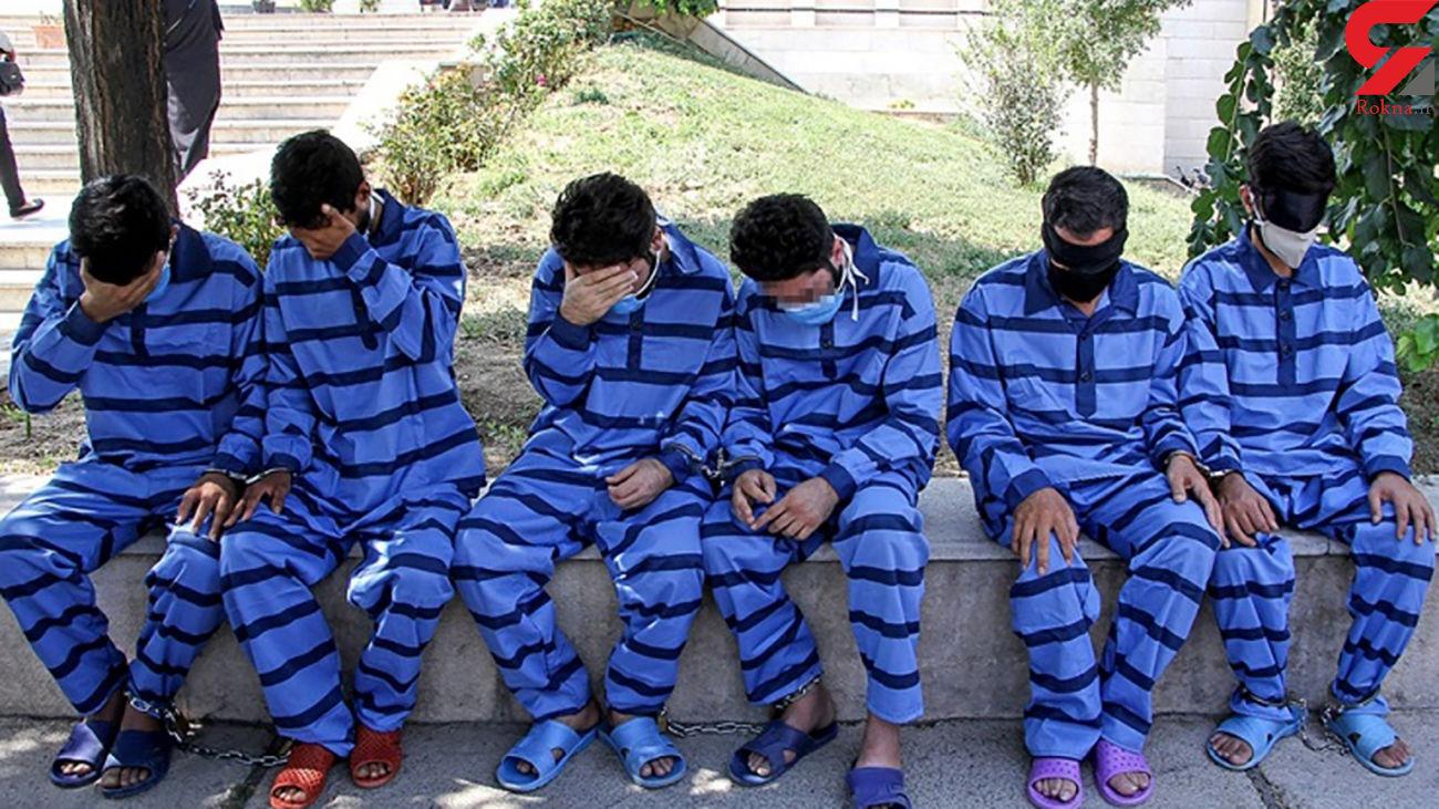 دستگیری 26 اراذل و اوباش سابقه دار کرمان