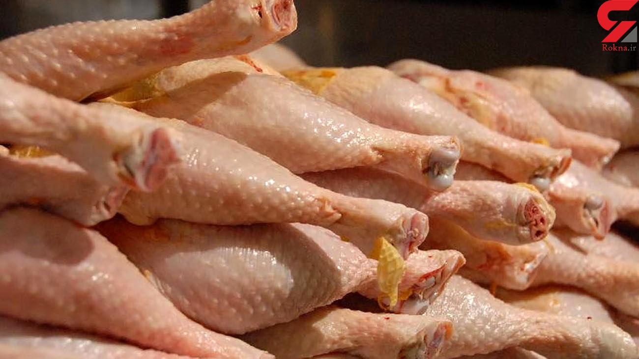 قیمت مرغ در بازار امروز چهارشنبه 3 دی ماه 99 + جدول
