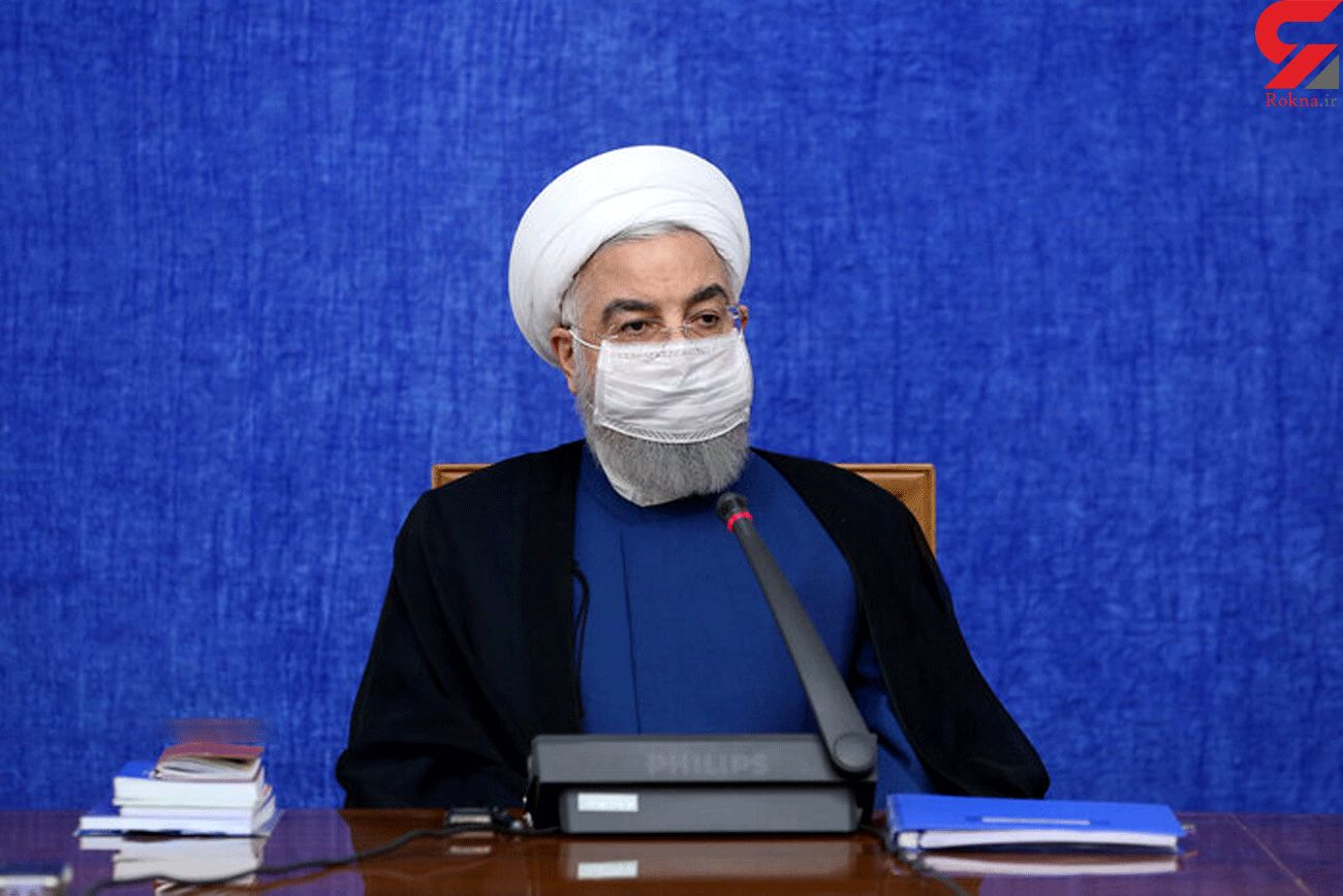 President Rouhani upbeat with coming to stream of major drinking water project