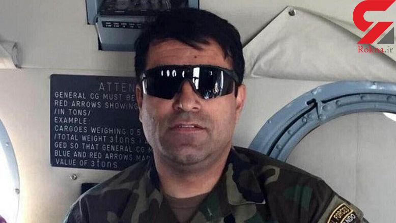 یک فرمانده ارتش افغانستان ترور شد/ طالبان به عهده گرفتند + عکس