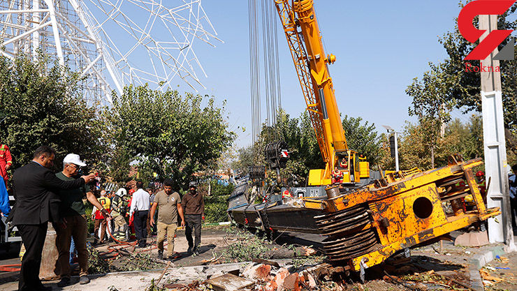 هویت قربانیان فاجعه مرگبار امروز مشخص شد