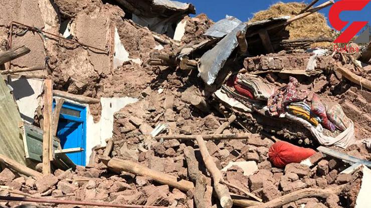 زلزله 4/8 ریشتری در ترکمانچای میانه